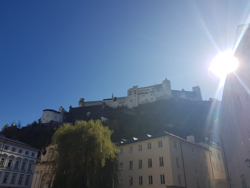 Salzburg schloss things to do and see in Austria