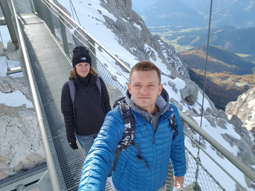 things to do and see in Austria Suspension Bridge2