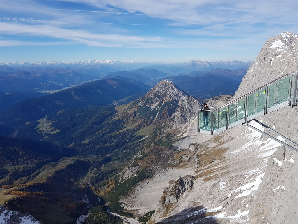 things to do and see in Austria Stairway to nothingness