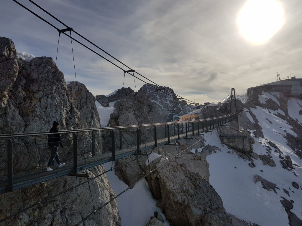 things to do and see in Austria Suspension Bridge3