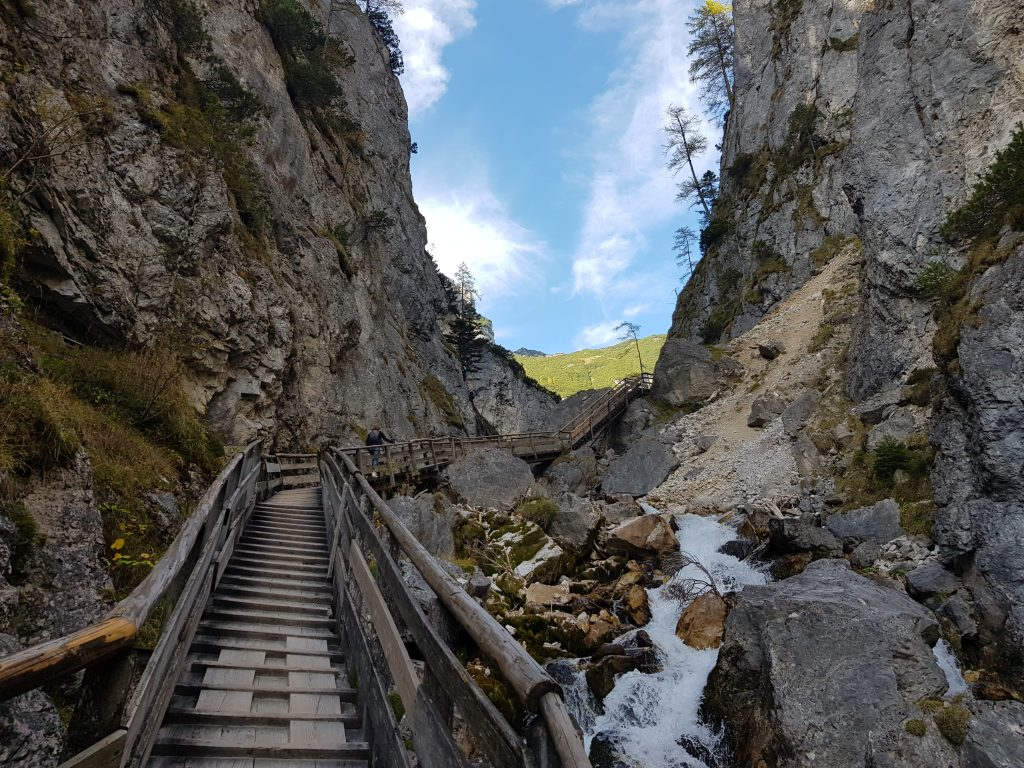 things to do and see in austria Silberkarklamm2