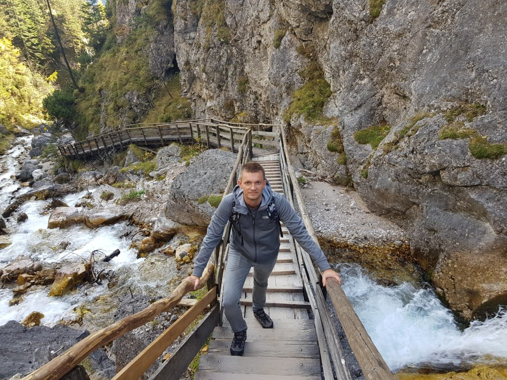things to do and see in austria Silberkarklamm3