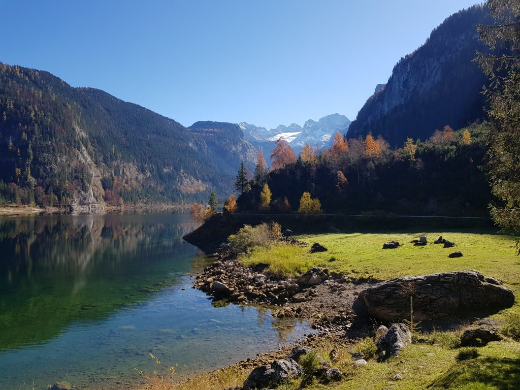 things to do and see in austria Gosausee4