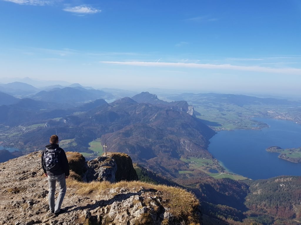 things to do and see in austria Schafberg views2