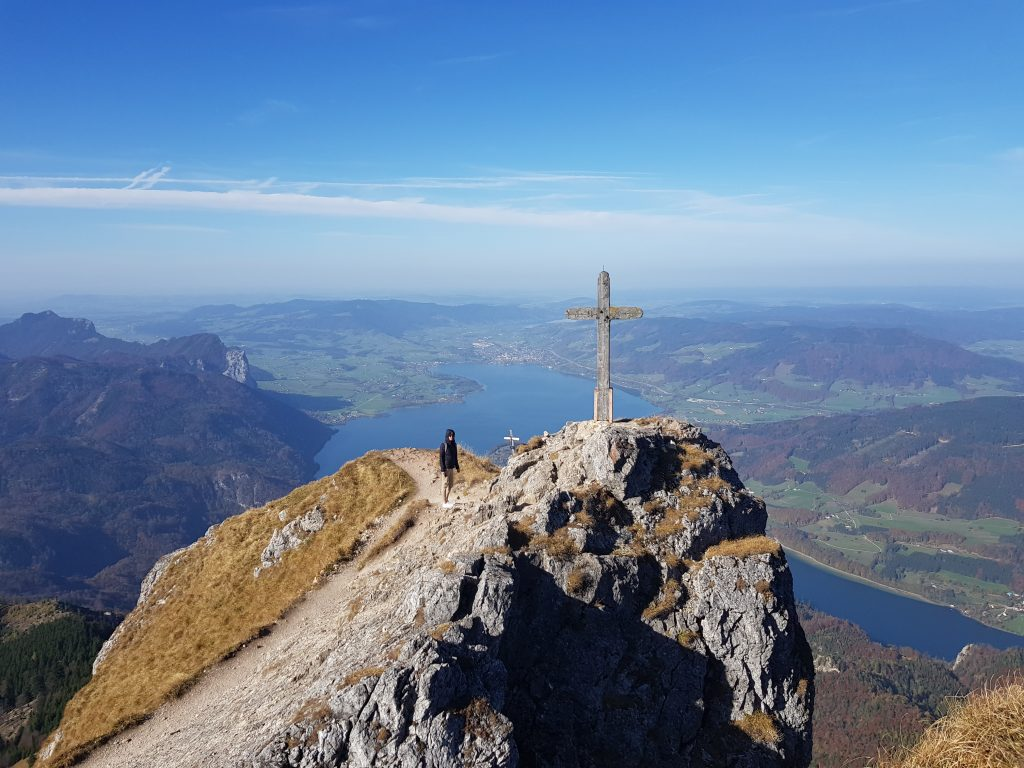 things to do and see in austria Schafberg views3