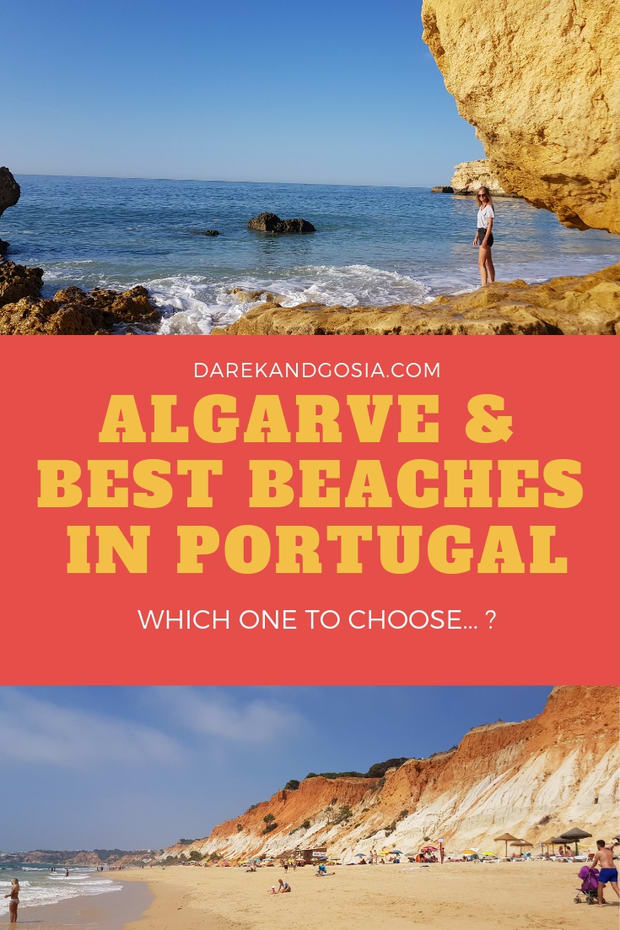 ALGARVE Portugal best beaches