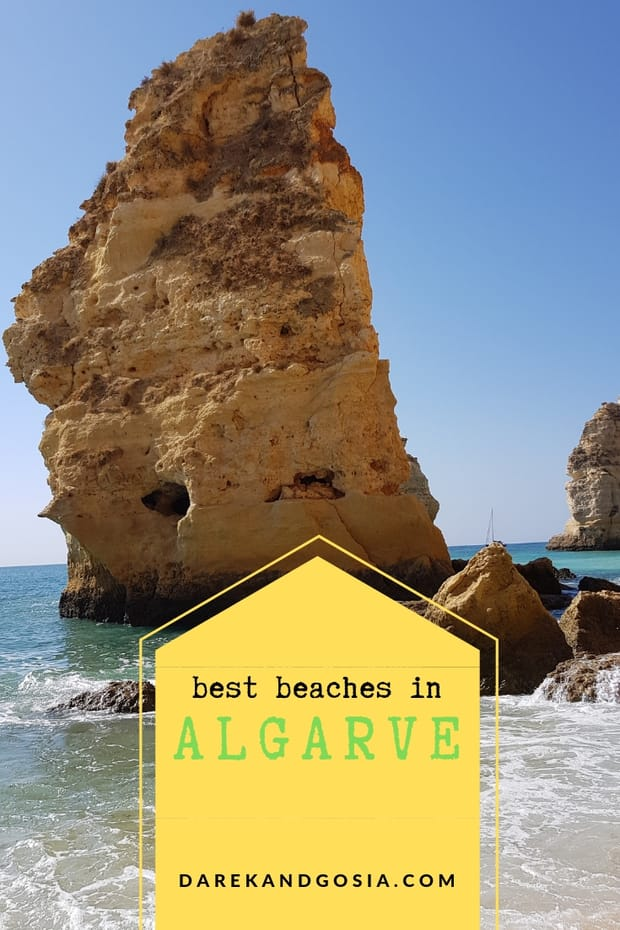 Algarve and best beaches in Portugal