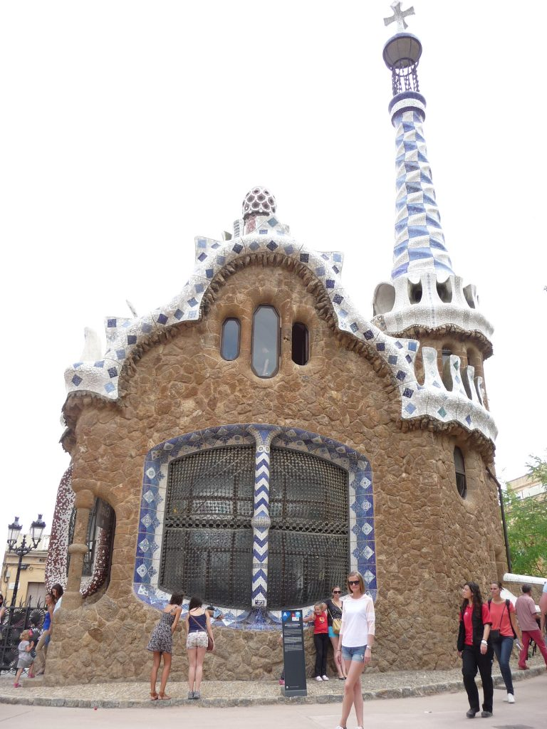 Best Places to visit in Spain - Park Güell