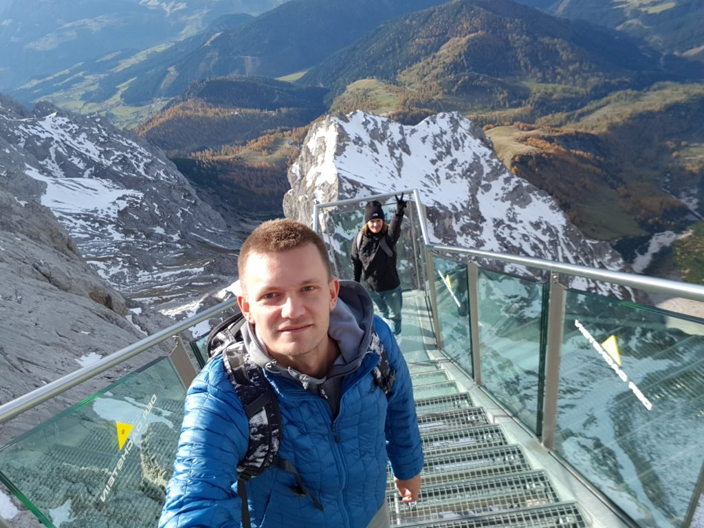Best things to do and see in Austria -Stairway to nothingness