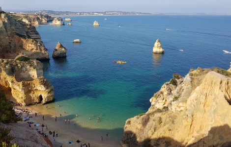 Things to do in Algarve Portugal - Guide to ALGARVE & best beaches in Portugal
