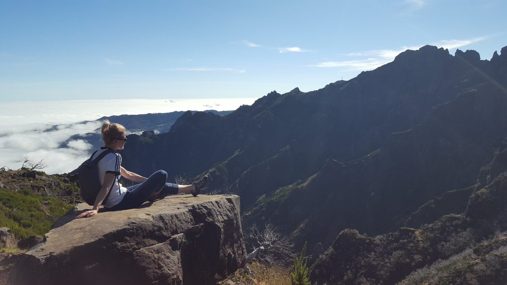 Things to do in Madeira Pico Ruivo
