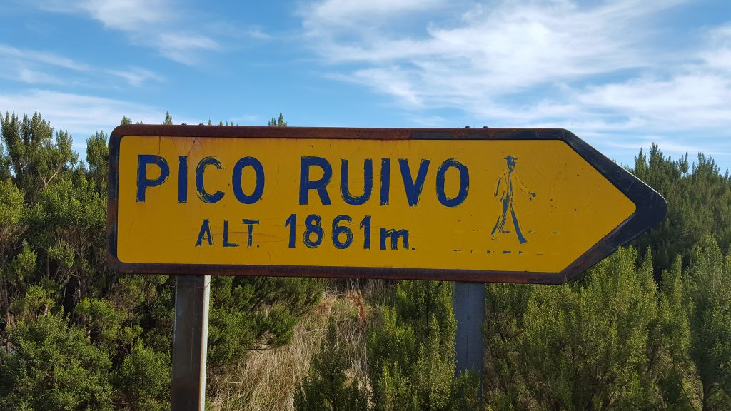 Things to do in Madeira Pico Ruivo 1861