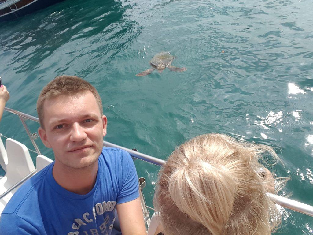 Things to do in Zakynthos - Boat Tour in Zante – Turtles spotting