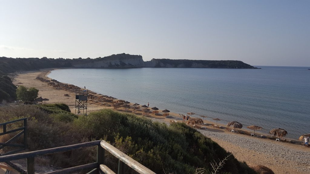 Things to do in Zakynthos - Gerakas Beach