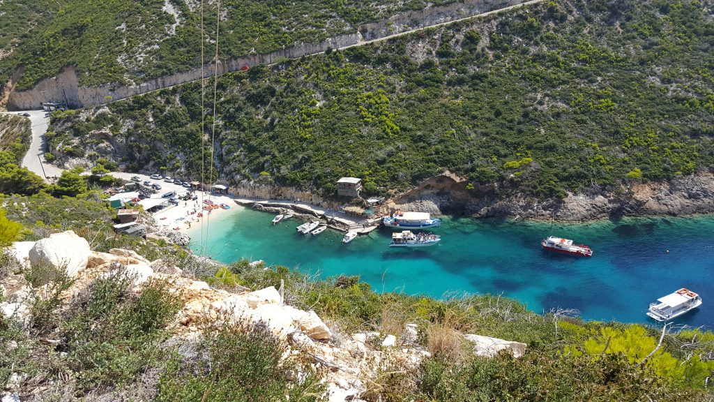Things to do in Zakynthos - Porto Vromi Anafonitria Beach