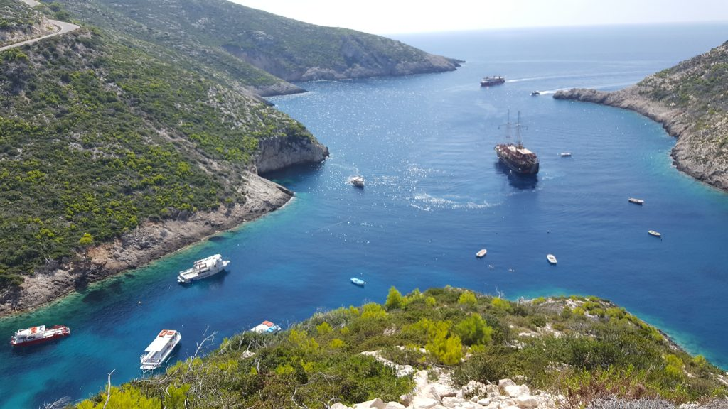 Things to do in Zakynthos - Porto Vromi and Anafonitria Beach