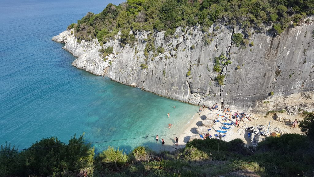 Things to do in Zante - Xigia Beach