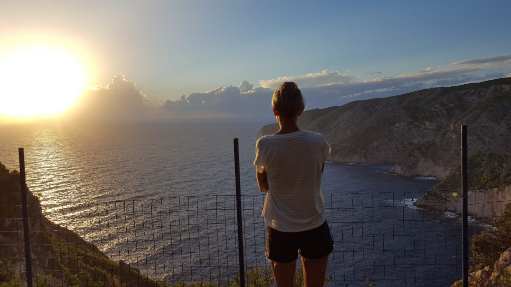 Top things to do in Zante - Watching the Sunset