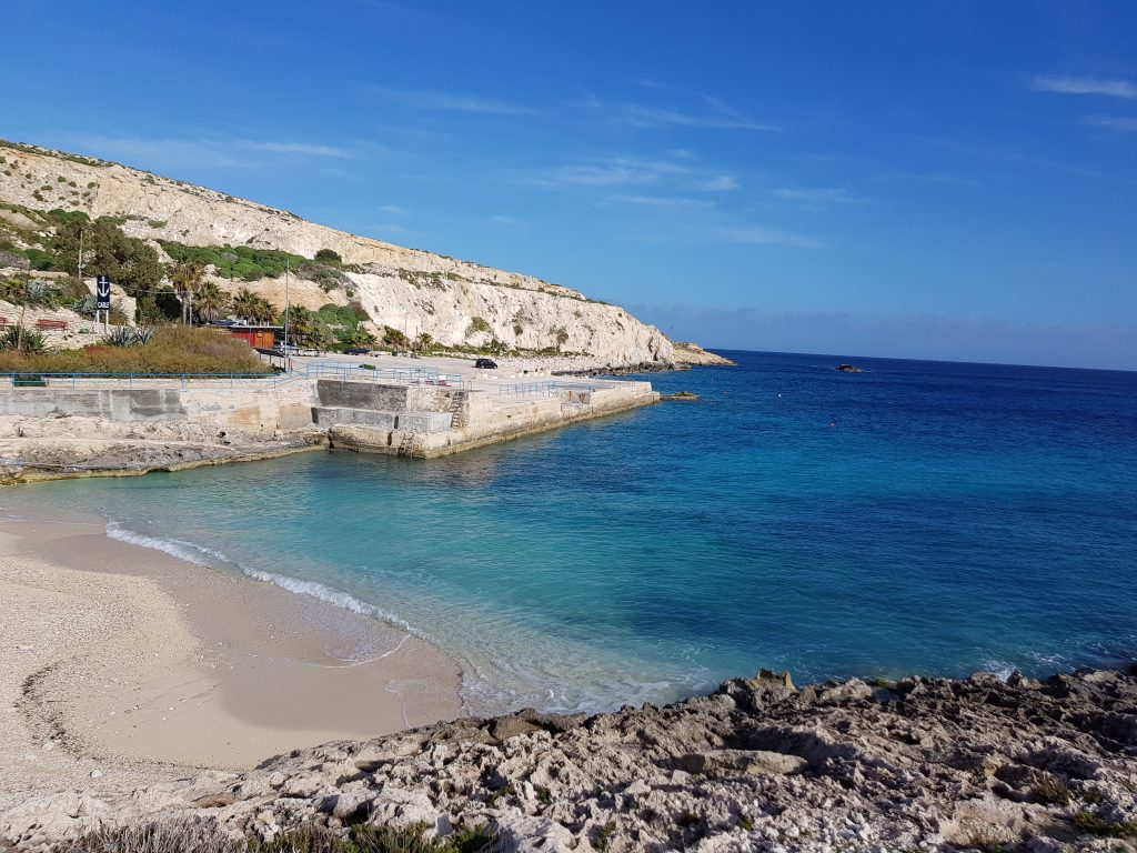 Best things to do in Malta and Gozo - Admire the cost line in Ħondoq ir-Rummien Gozo
