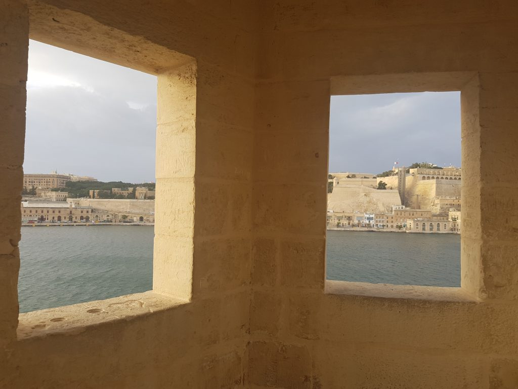 Best things to do in Malta and Gozo - Admire the views from Il-Gardjola Gardens in Senglea Malta