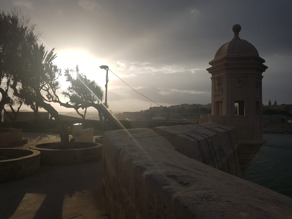 Things to do in Malta and Gozo - Admire the views from Il-Gardjola Gardens in Senglea Malta
