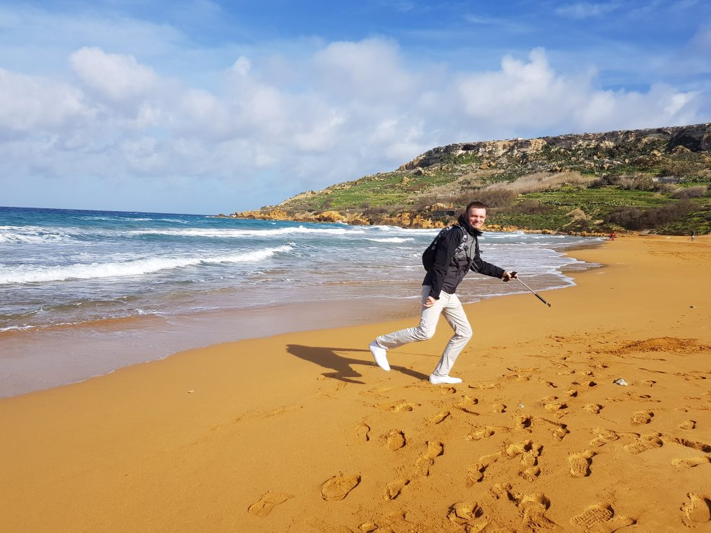 Best things to do in Malta and Gozo - Go to Ramla beach Gozo