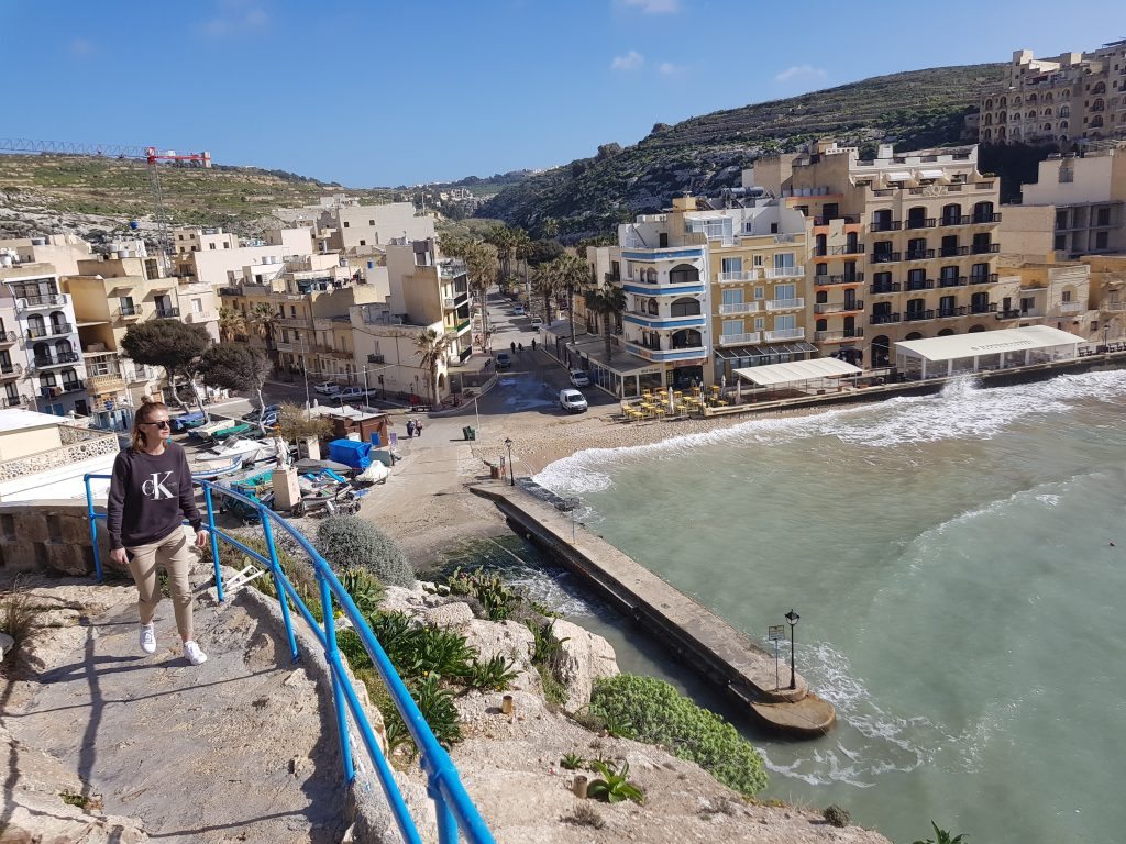 Best things to do in Malta and Gozo - Go to Xlendi Beach for a hike Gozo