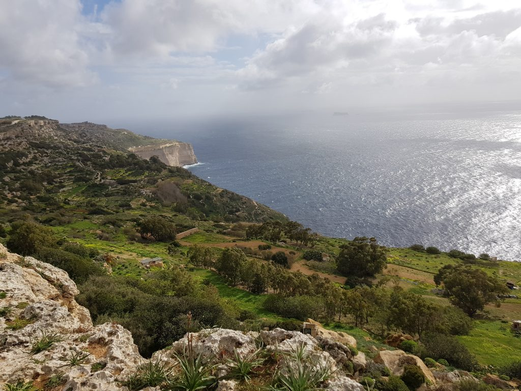 Best things to do in Malta and Gozo - Hike in the Dingli Cliffs Malta