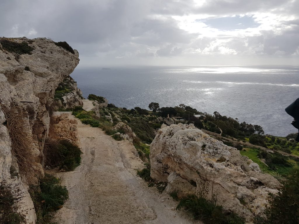 Best things to do in Malta and Gozo - Hike in the Dingli Cliffs, Malta