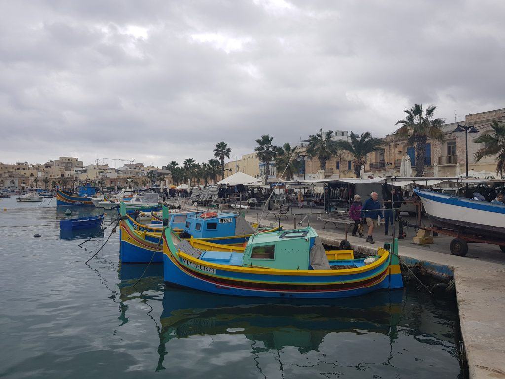 Best things to do in Malta and Gozo - Take a colourful picture in Marsaxlokk - Malta