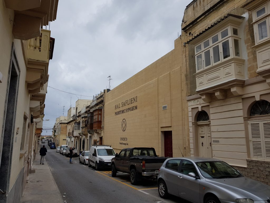 Best things to do in Malta and Gozo - Visit Ħal Saflieni Hypogeum Malta