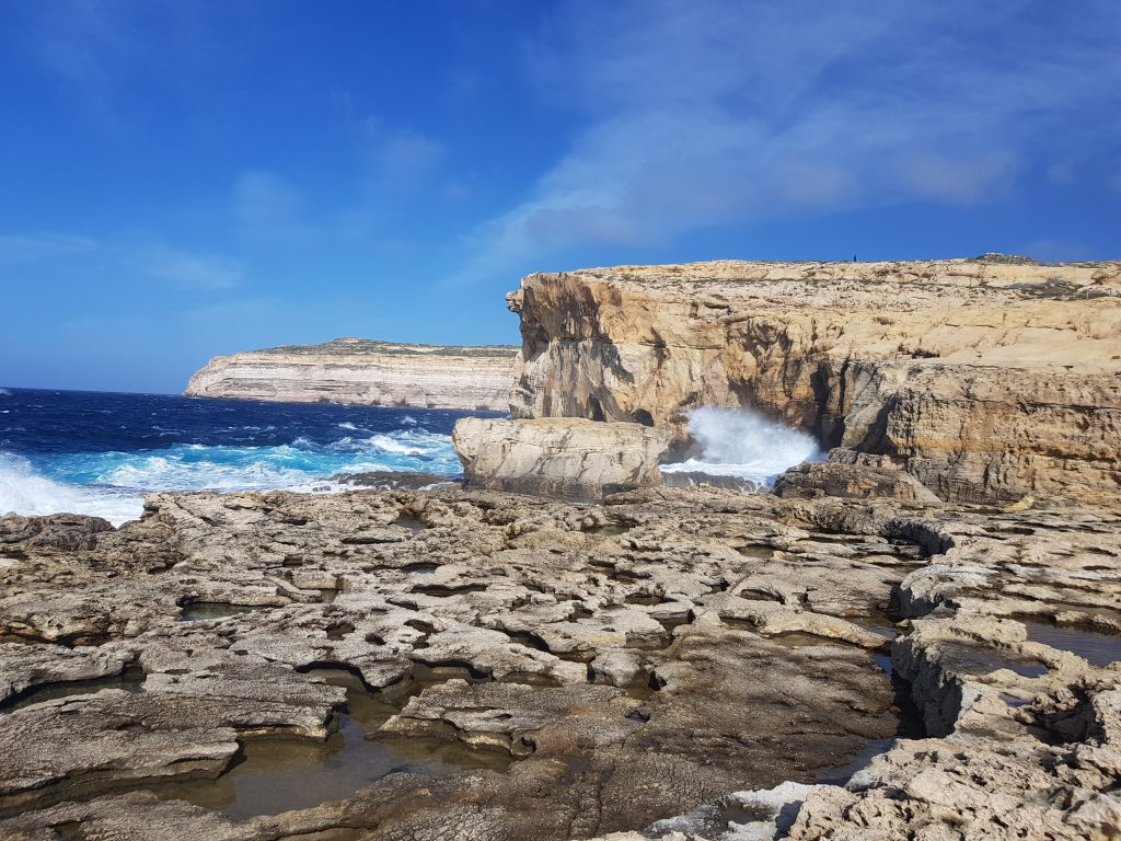 Best things to do in Malta and Gozo - Visit Blue Hole and Azure Window Gozo
