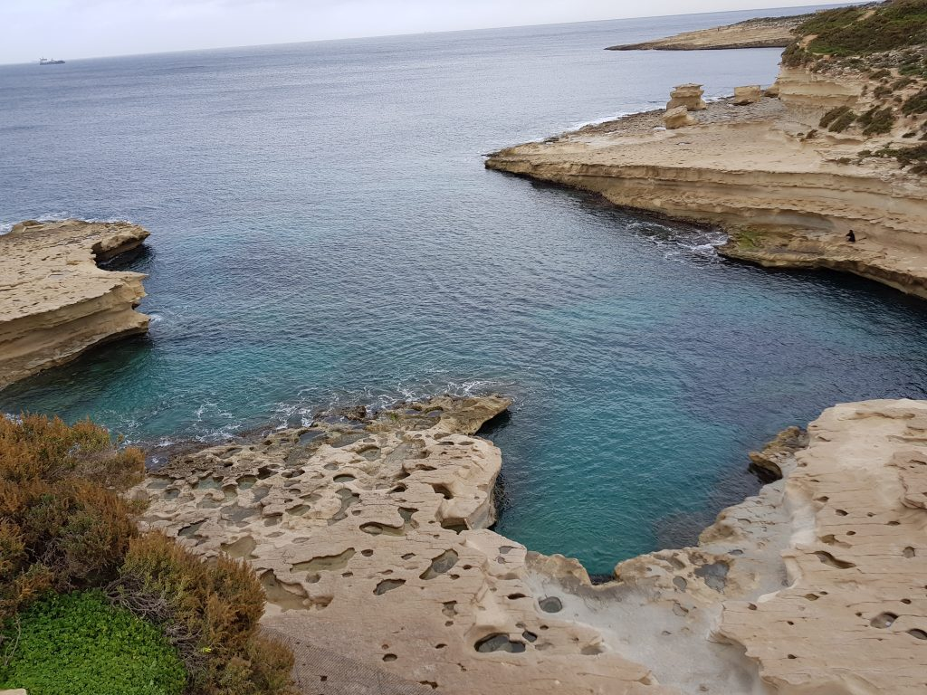 Best things to do in Malta and Gozo - Visit St. Peter's Pool Malta