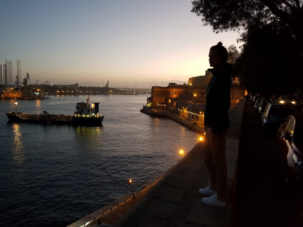 Best things to do in Malta and Gozo - Visit Valletta at night - Malta Grand Harbour
