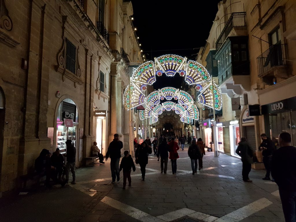 Best things to do in Malta and Gozo - Visit Valletta at night -- Malta Valletta's little streets