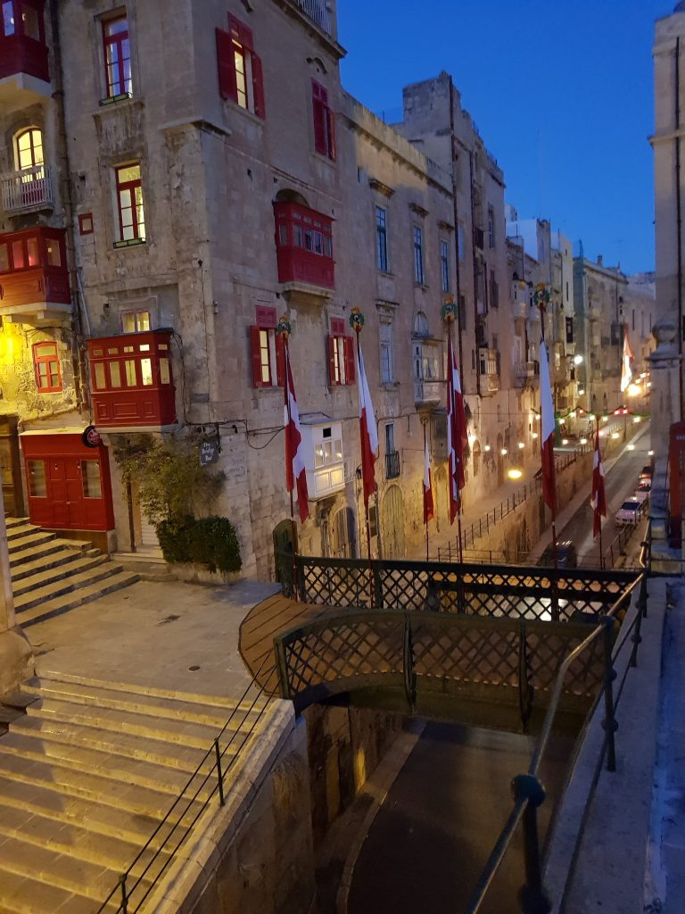 Best things to do in Malta and Gozo - Visit Valletta at night, Malta Valletta's little streets