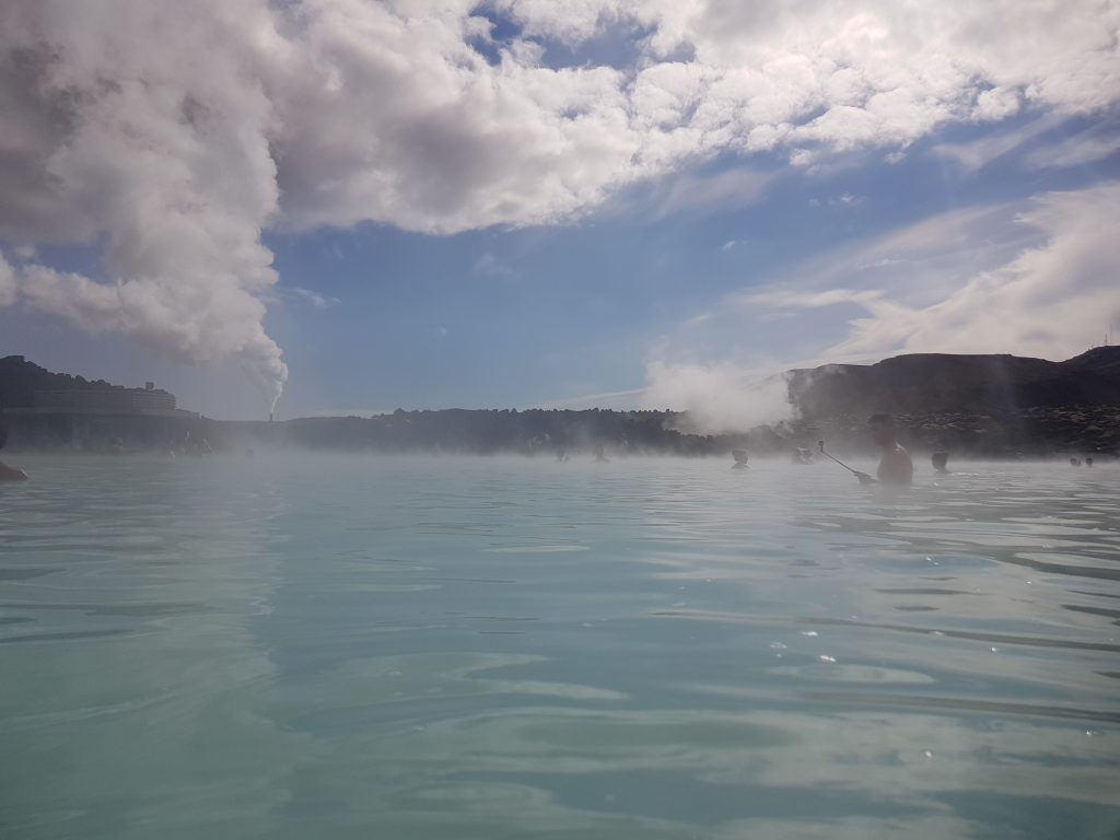 Blue Lagoon Iceland -Do I have to shower naked at Blue Lagoon