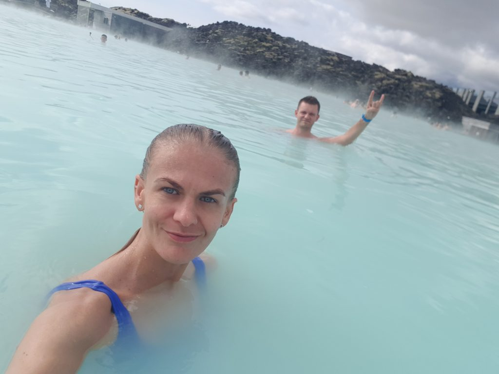 Blue Lagoon Iceland -Does the Blue Lagoon ruin your bathing suit