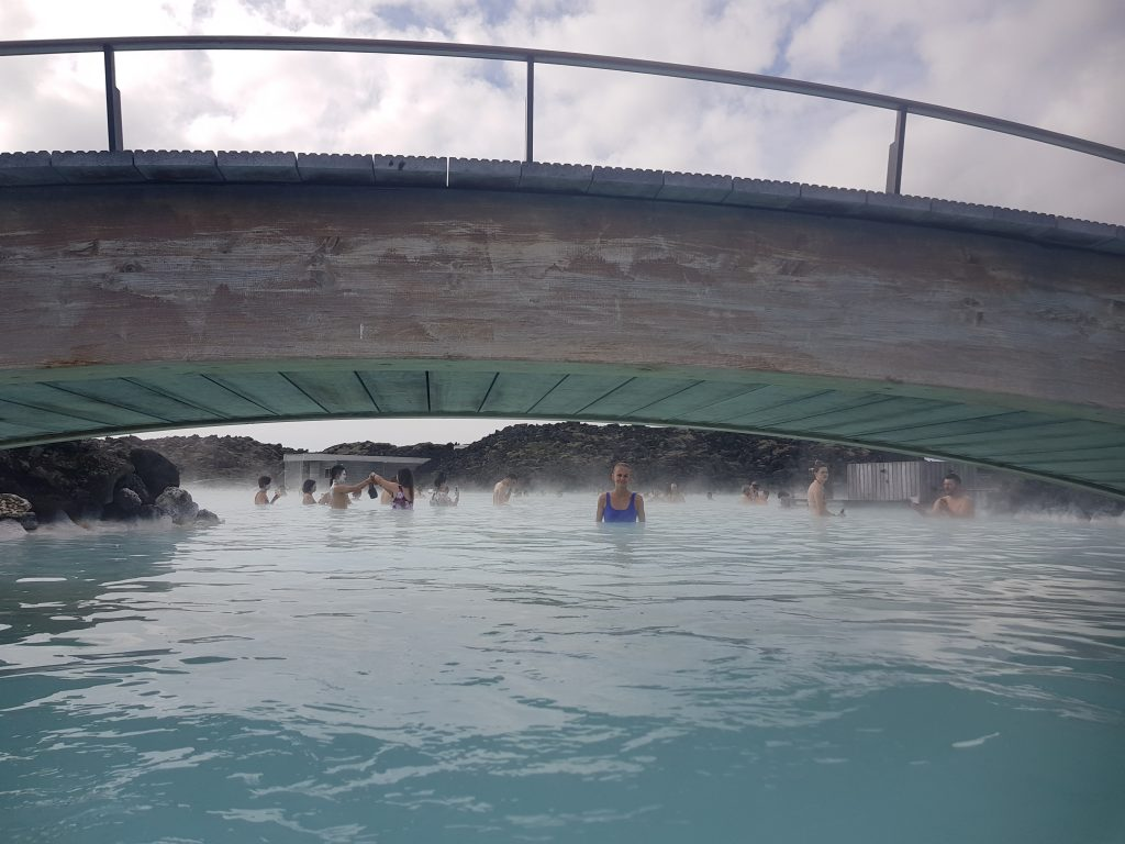 Blue Lagoon Iceland -How deep is the water in the Blue Lagoon