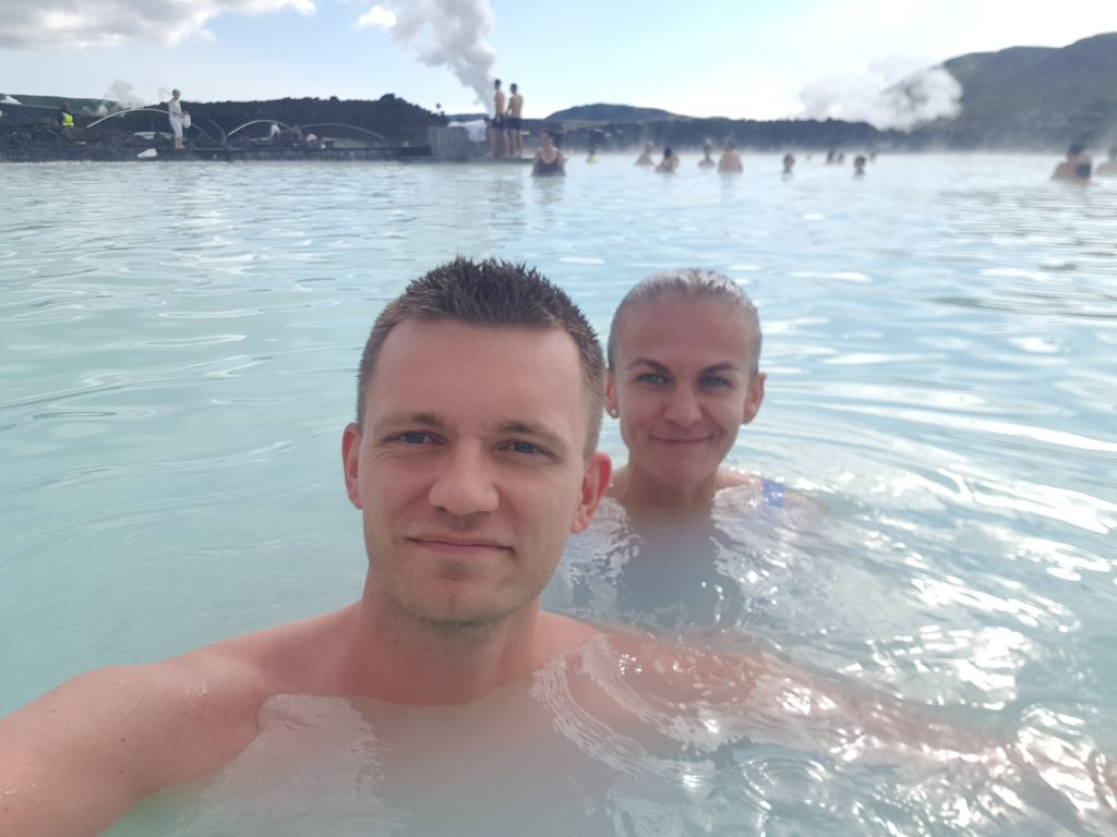 Blue Lagoon Iceland -Is the Blue Lagoon bad for my hair