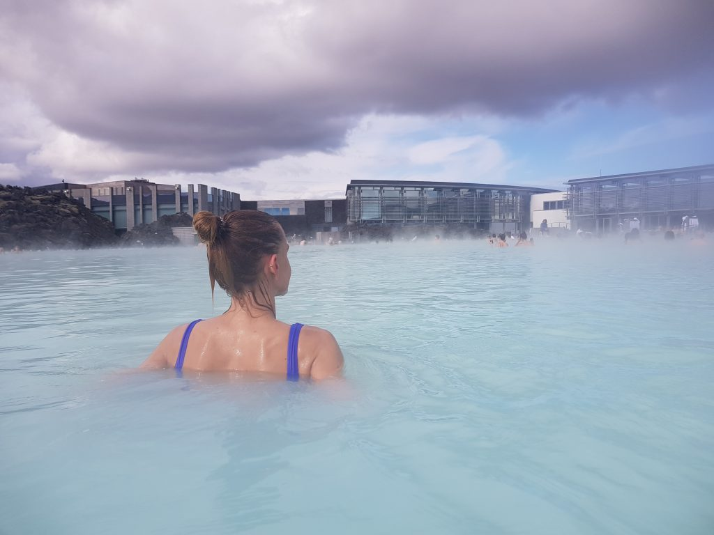 Blue Lagoon Iceland -Is the Blue Lagoon water cold