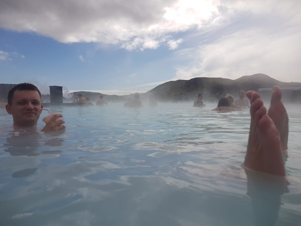 Blue Lagoon Iceland -Is there a time limit at the Blue Lagoon