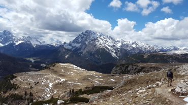 Dolomites Italy things to do - Spend a day hiking around Tre Cime di Lavaredo IT