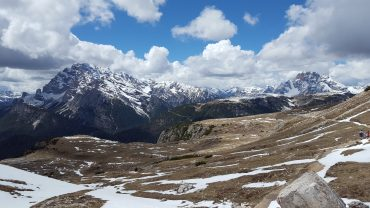 Dolomites Italy things to do - Spend a day hiking around Tre Cime di Lavaredo - Italy