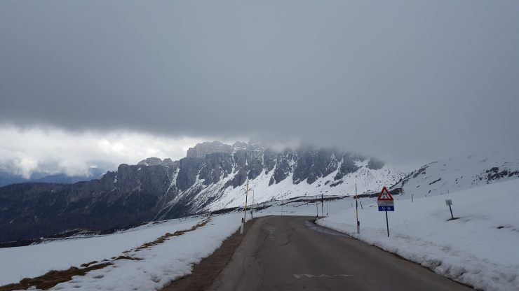 Dolomites Italy things to do - Take the famous Pordoi Pass drive IT