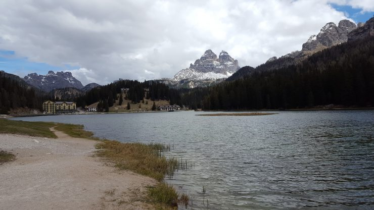 Dolomites Italy things to do - Visit Lake Misurina - IT hike