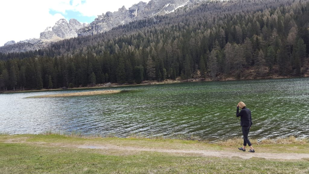 Dolomites Italy things to do - Visit Lake Misurina hike IT