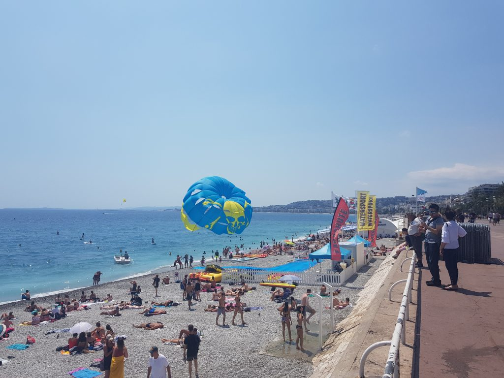 French Riviera things to do Things to see in Nice - Promenade des Anglais - Nice