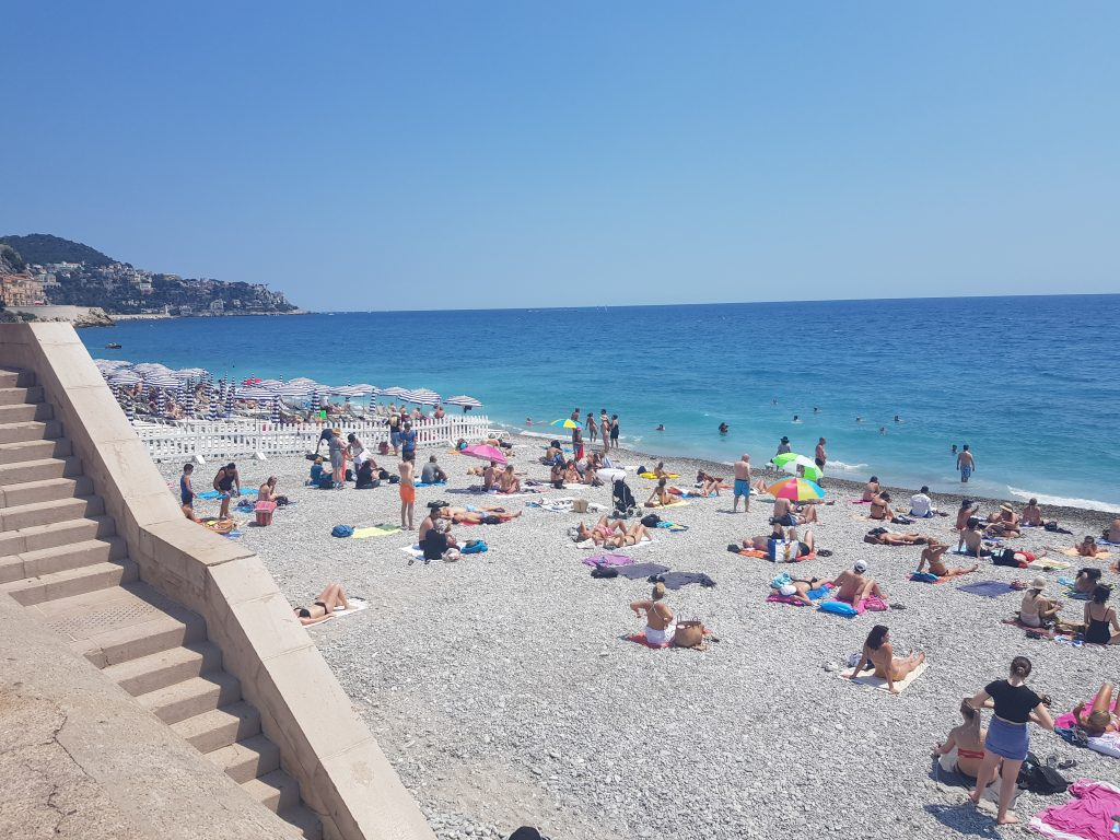 French Riviera things to do Things to see in Nice - Promenade des Anglais in Nice