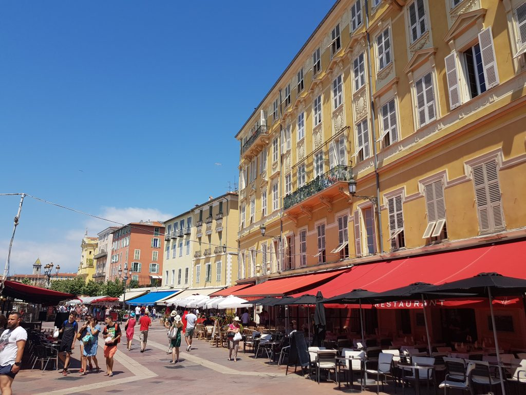 French Riviera things to do Things to see in Nice - Vieille Ville